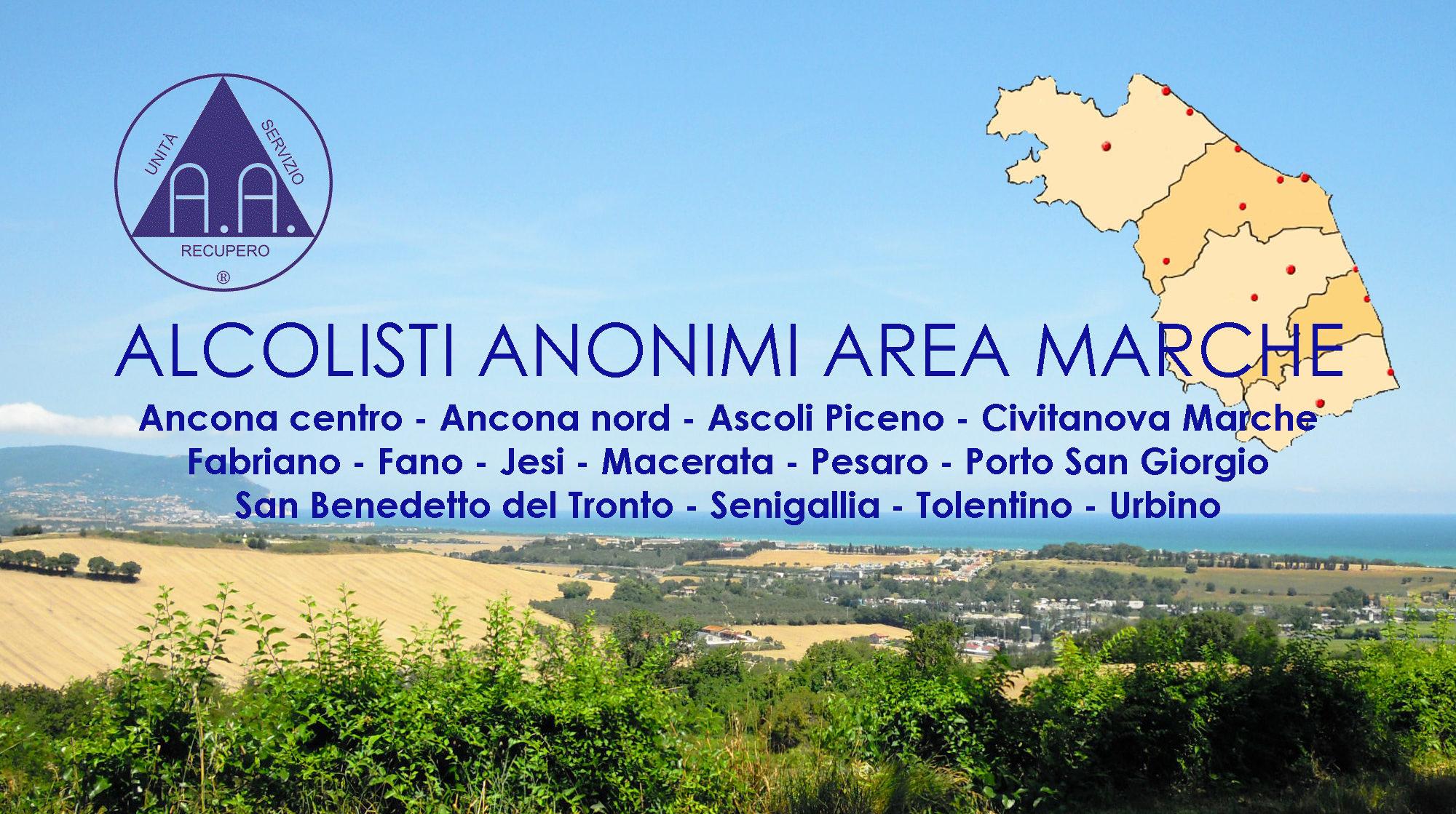 Alcolisti Anonimi Area Marche